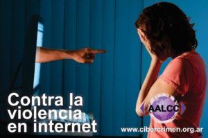 contra la violencia en internet