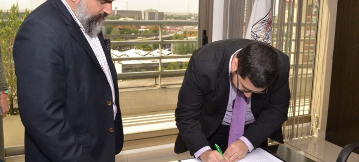 Agreement with the cooperation with prosecutors City