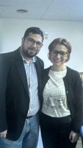 Diputada Karina Banfi , vicepresidente de la comisión de libertad de expresión de la camara de diputados de la Nación.