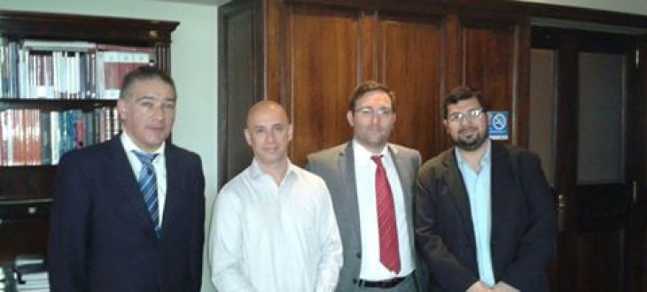 We met with Dr.. Martin Ocampo , Minister of Security and Justice of the Autonomous City of Buenos Aires